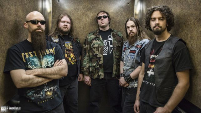 Seattle Thrashers FALLEN ANGELS Announce Show Dates + New Album Out 'World In Decay'