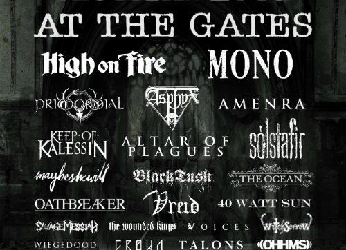 Primordial to headline Terrorizer stage at Damnation Festival