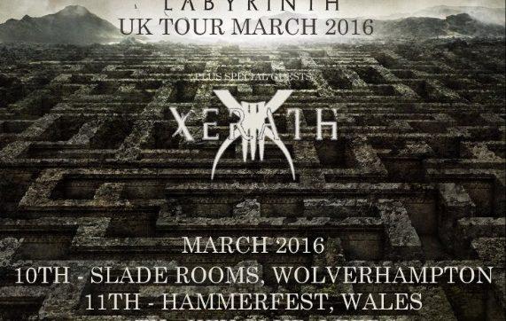 Fleshgod Apocalypse Announce UK Tour – 2016!
