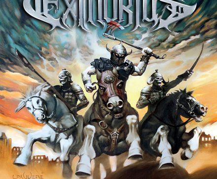 EXMORTUS unveils 'Relentless' lyric video; new album 'Ride Forth' due Jan. 8