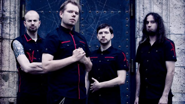 DEAD ALONE – Split with guitar player Martin Hofbauer