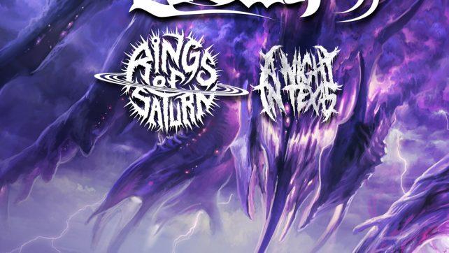 AVERSIONS CROWN ANNOUNCE UK TOUR