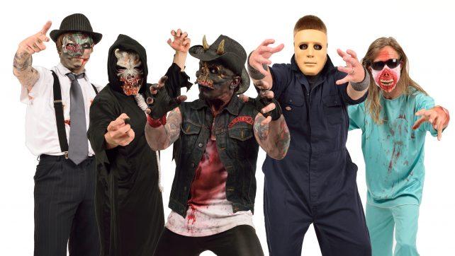 Demons Of Old Metal Premiere New Single
