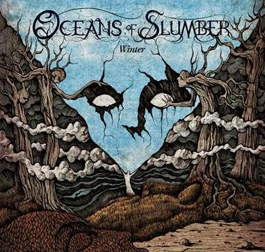 OCEANS OF SLUMBER – pre-order for 'Winter' available now!‏