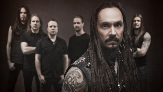 "Amorphis Album Review: ""Under The Red Clouds"""