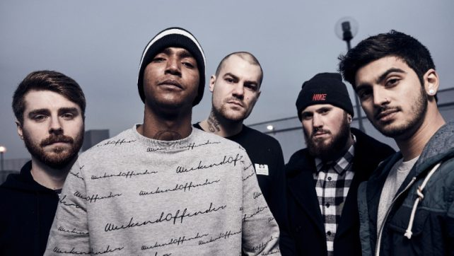 HACKTIVIST reveal video for 'Deceive & Defy' feat. HEART OF A COWARD'S Jamie Graham‏