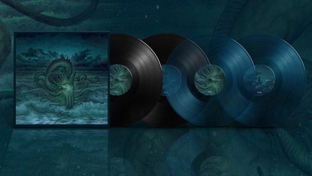"""IN MOURNING To Release """"The Weight Of Oceans"""" For The First Time On Vinyl"""
