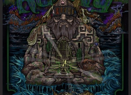 The return of Ripple Music's The Second Coming Of Heavy; Chapter III | New split album from BoneHawk and Kingnomad
