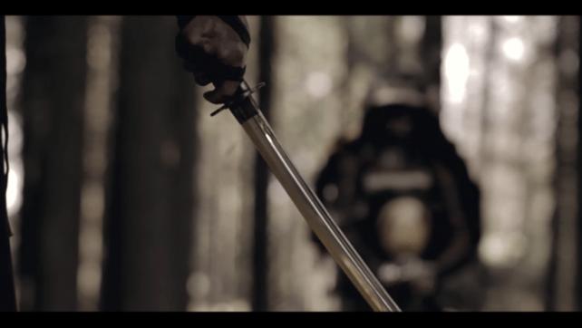Finnish Samurai Metal Act Whispered Release Epic New Music Video
