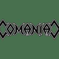 Comaniac Logo 2D black