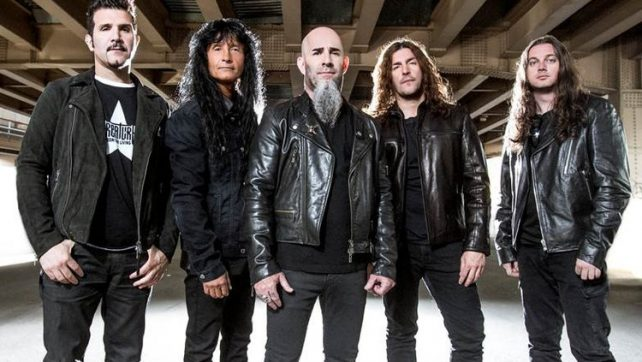 "Anthrax Album Review: ""For All Kings"""