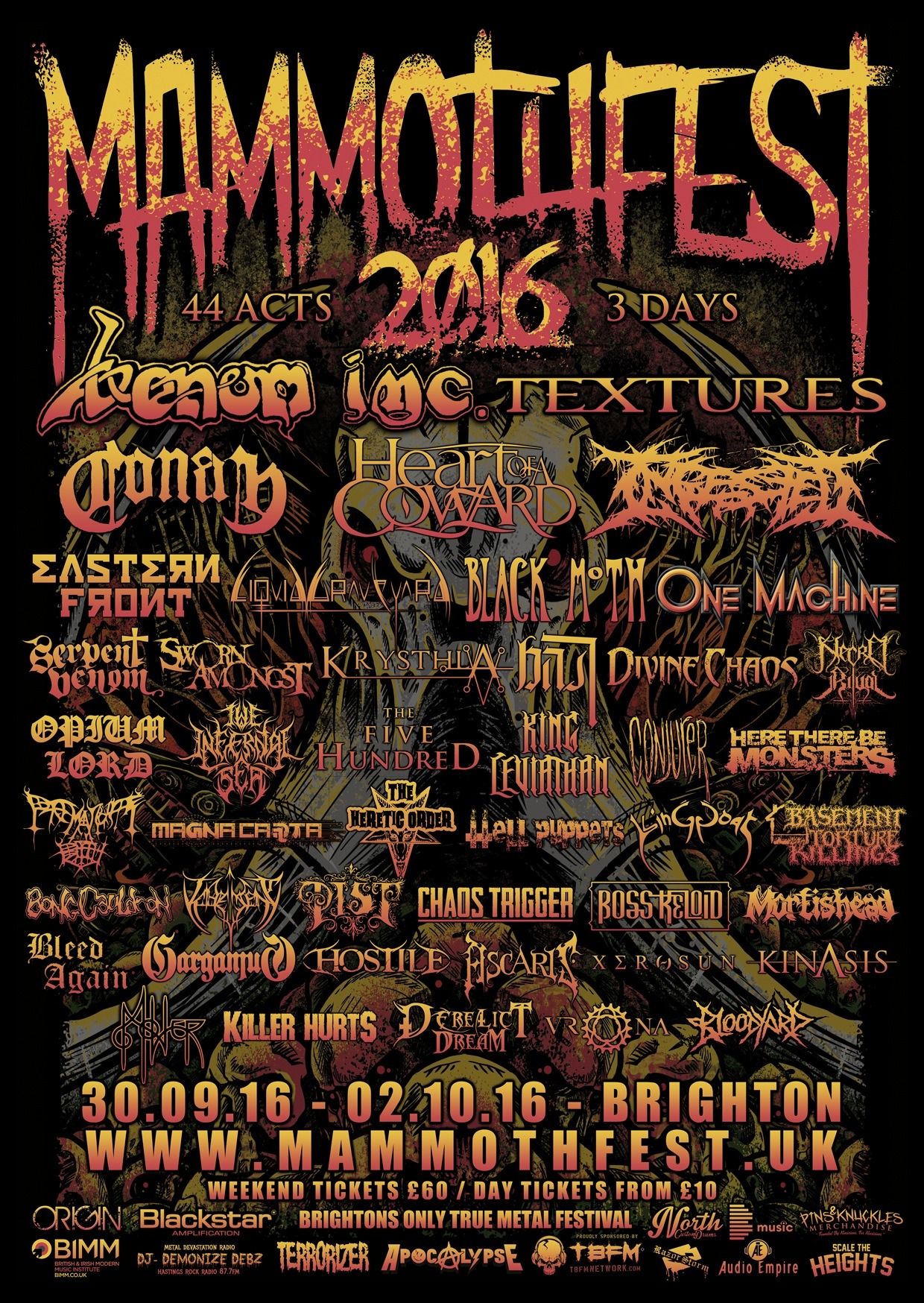 Mammothfest 2016