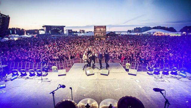 HAMMERFALL – Unveil First Album Details! Album Artwork, Title & Tracklist Announced!