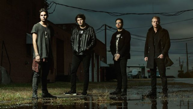 COVER YOUR TRACKS PREMIERE NEW SONG 'CAGES'
