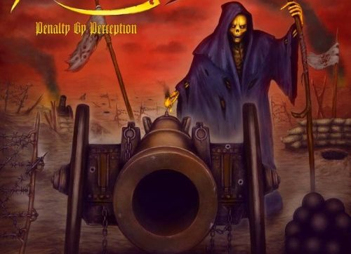ARTILLERY PENALTY OF PERCEPTION – CD Review