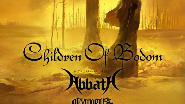 EXMORTUS ANNOUNCE FALL TOUR WITH CHILDREN OF BODOM, ABBATH & ONI