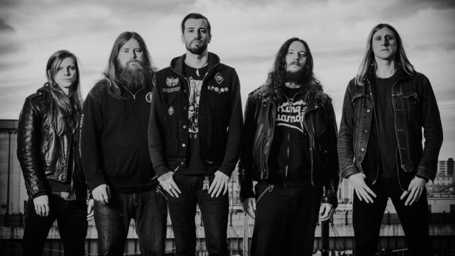 STREAM THE NEW SKELETONWITCH EP NOW!