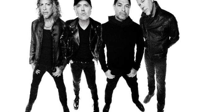 METALLICA TO RELEASE HARDWIRED…TO SELF-DESTRUCT NOVEMBER 18th ON THEIR OWN BLACKENED RECORDINGS