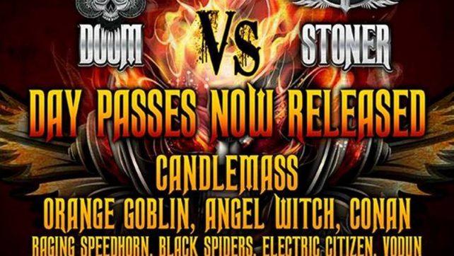 HRH Doom vs HRH Stoner Announcement