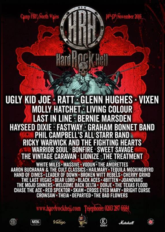 HARD ROCK HELL 10