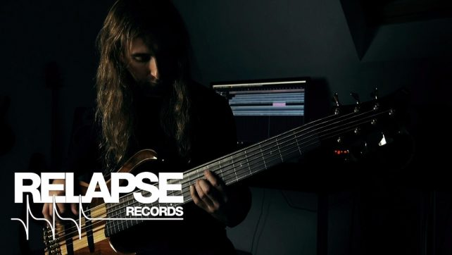 "OBSCURA Premiere New Fretless Bass Playthrough For ""Akroasis"" by Linus Klausenitze"