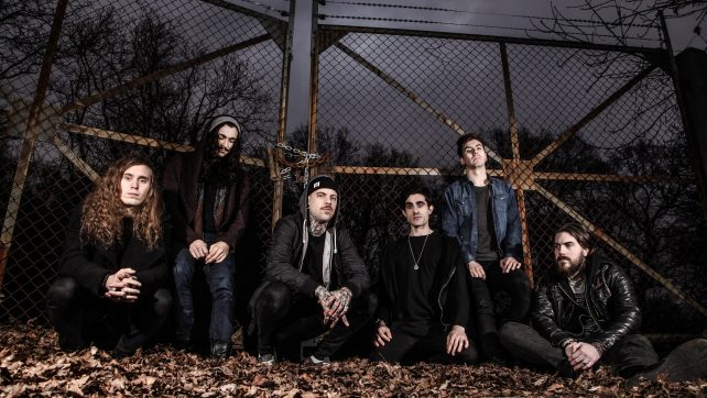 "BETRAYING THE MARTYRS ANNOUNCE THIRD ALBUM ""THE RESILIENT"" AND UNVEIL VIDEO FOR NEW SINGLE ""LOST FOR WORDS"""