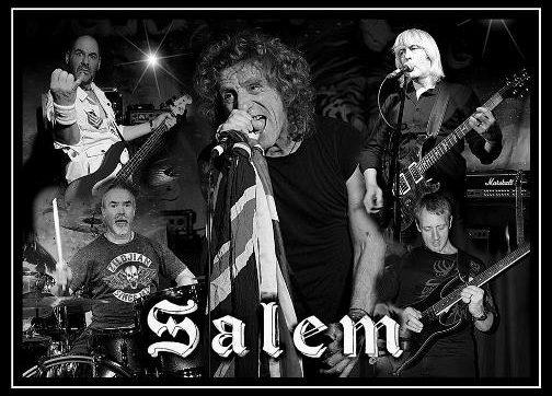 "Salem Album Review: ""Dark Days"""