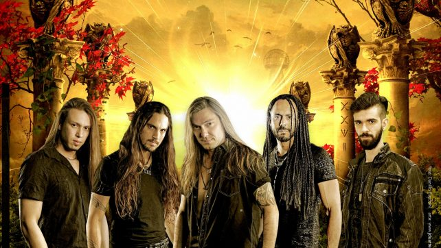 Brazilain Power Metal ALMAH Unleash New Video 'Sperenza'