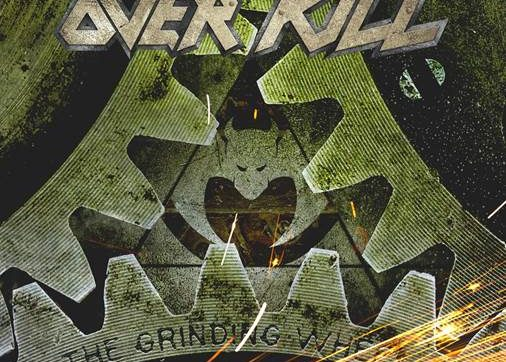 OVERKILL 'The Grinding Wheel' pre-order available!
