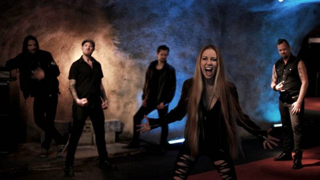 Swedish metal band ZONETRIPPER released a music video for 'Disconnected', it's the first single out of their debut album.