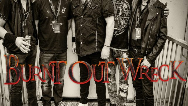 """Burnt Out Wreck Album Review: """"Swallow"""""""