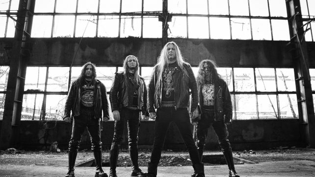 """AZARATH (feat. drummer Inferno of BEHEMOTH fame) reveal lyric video for new song """"At The Gates Of Understanding"""""""
