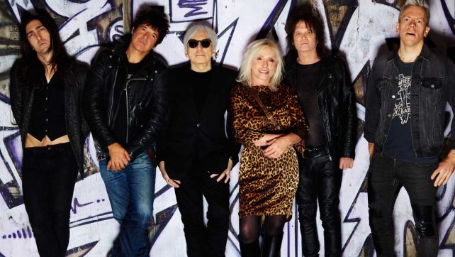 Blondie announce a return to the iconic Roundhouse in London