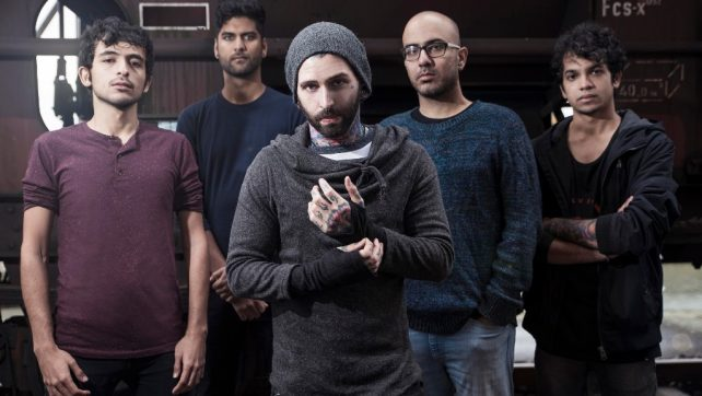SKYHARBOR to tour with DEFTONES and release new album
