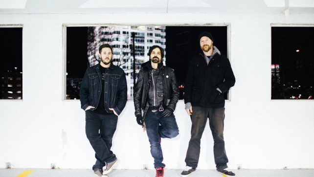 CKY Announce UK Tour In May 2017, band to Debut Brand New Songs from Forthcoming Album, Their First Since 2009
