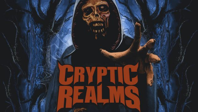 From members of OFFAL and ABYSSUS among others, we have an international death metal group, Cryptic Realms whom are onto something special.