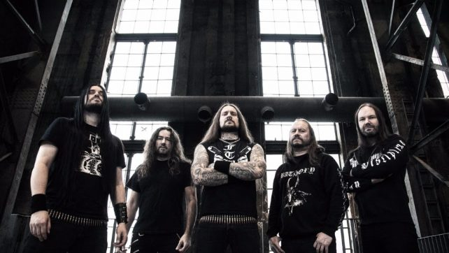 """FIRESPAWN – first track of new album """"The Reprobate"""" out now!"""