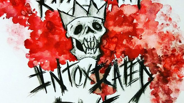 Boston's INTOXICATED RAGE Unleash Title Track 'Kill The King' From Forthcoming Album