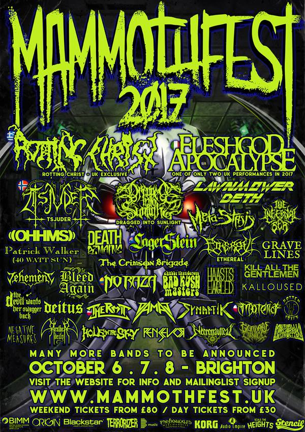 Mammoth Fest 2017