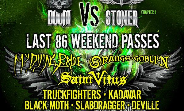 HRH Announces its Loud Final Line-Up for HRH Doom Vs HRH Stoner Chapter II.