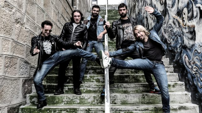 "Iron Hunter Album Review: ""Killing Machine"" EP"
