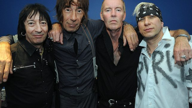 "Classic Punk Show-Sham 69 ""40th Anniversary – 1977 lineup"" + Angelic Upstarts"