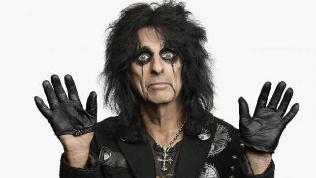 Alice Cooper: Announces New Album 'Paranormal' for July 28th