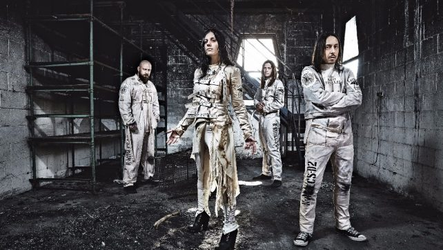 LACUNA COIL – release video for 'You Love Me 'Cause I Hate You'