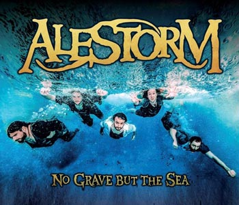 "Alestorm Album Review: ""No Grave But The Sea"""