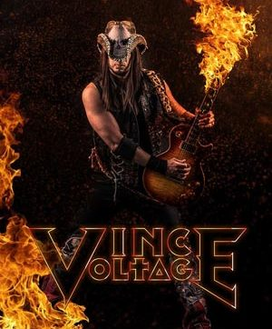 "Vince Voltage Album Review: ""Hard Rock Survivor"""
