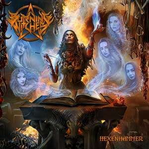 BURNING WITCHES Album Review: